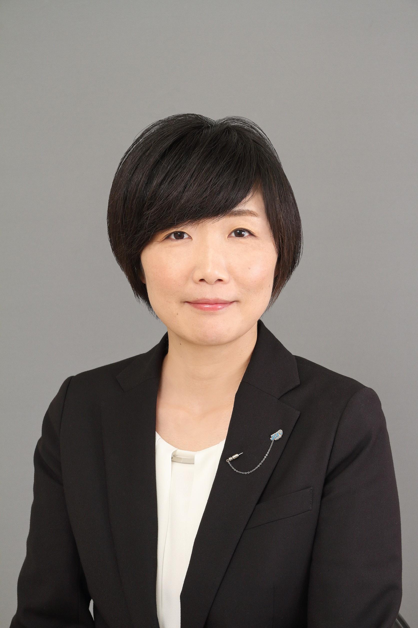 理事長根田絵美子